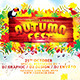 Autumn Fest Flyer - GraphicRiver Item for Sale