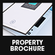 Elegant Large Trifold Property Brochure - GraphicRiver Item for Sale