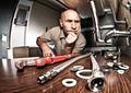 senior plumber - PhotoDune Item for Sale