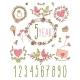 Love Decorative Elements Set - GraphicRiver Item for Sale