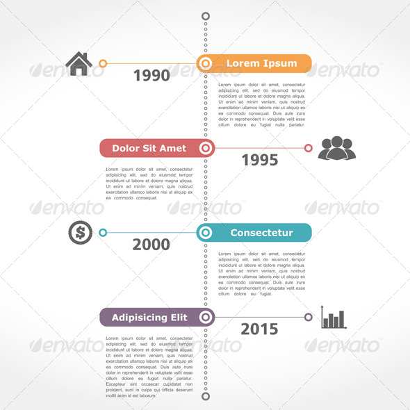 GraphicRiver Timeline Template 8782516