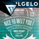 Club Meet&Greet Party Flyer/Poster Pack .01 - GraphicRiver Item for Sale