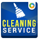 Banner Design for Cleaning Services - GraphicRiver Item for Sale