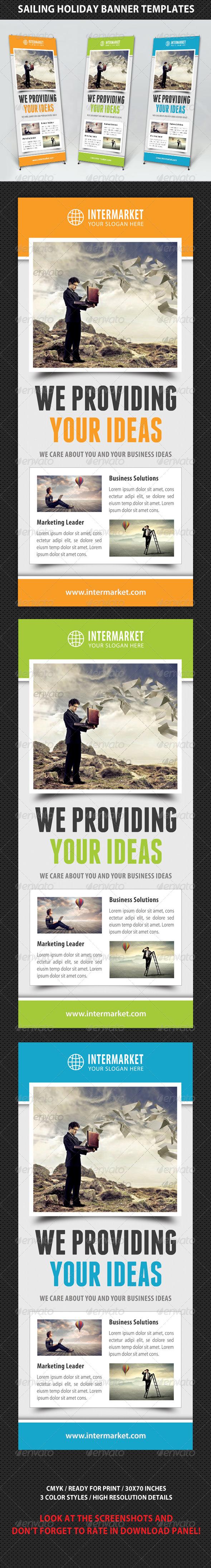 GraphicRiver Corporate Multipurpose Banner Template 72 8782794