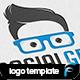 Social Geek Logo - GraphicRiver Item for Sale