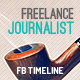 Freelance Journalist Timeline Covers - GraphicRiver Item for Sale
