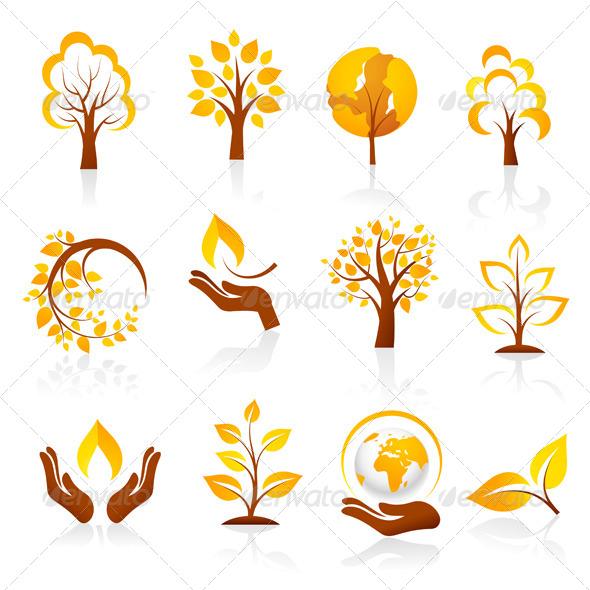 GraphicRiver Autumn Icons 8783080