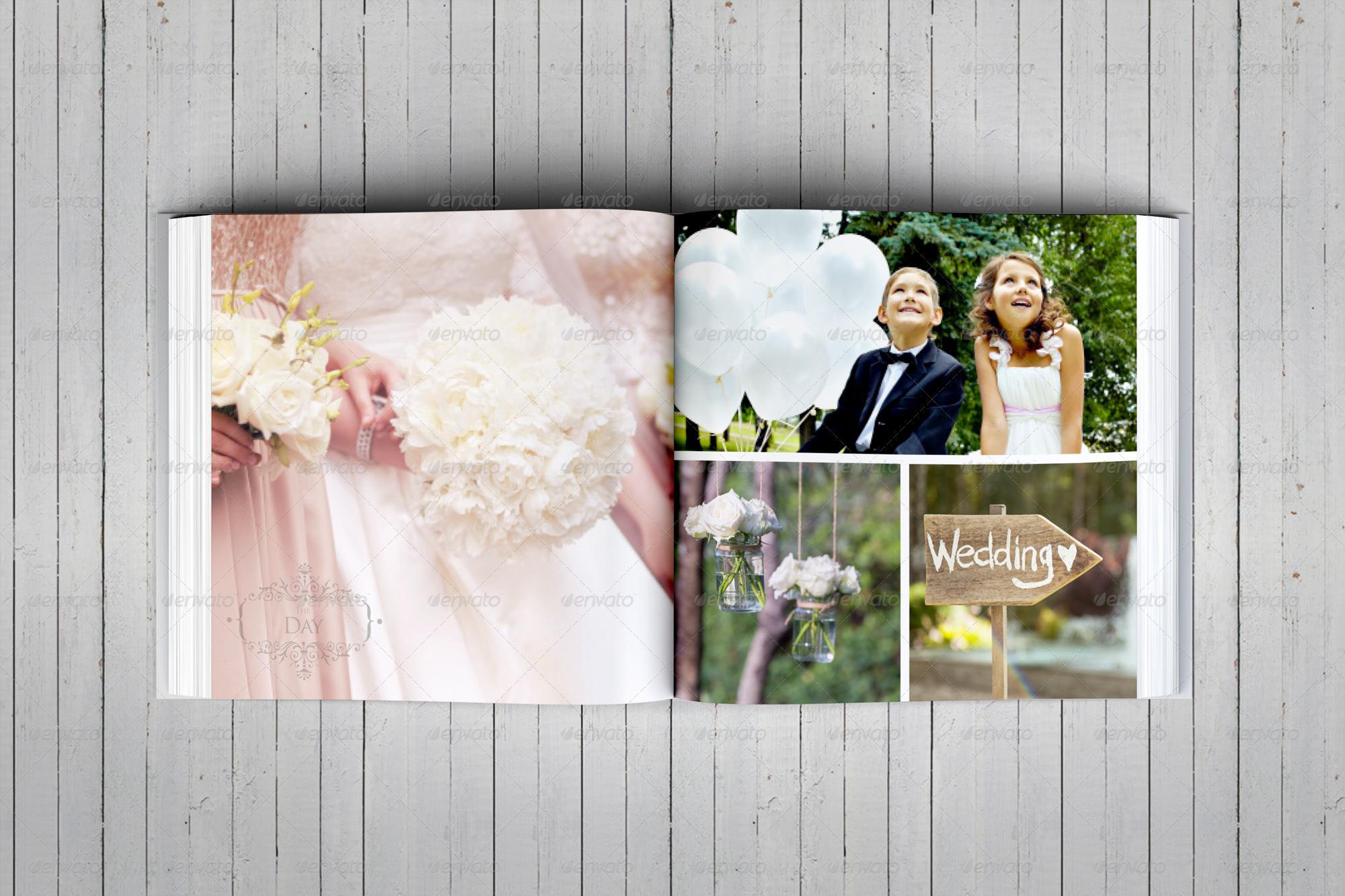 wedding photo templates