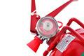 pressure gauge of fire extinguishers - PhotoDune Item for Sale