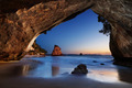 Cathedral Cove, New Zealand - PhotoDune Item for Sale