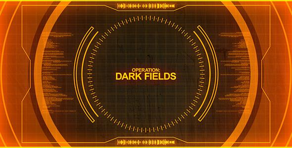 VideoHive Dark Fields Broadcast Pack 8783507