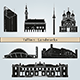 Tallinn Landmarks and Monuments - GraphicRiver Item for Sale