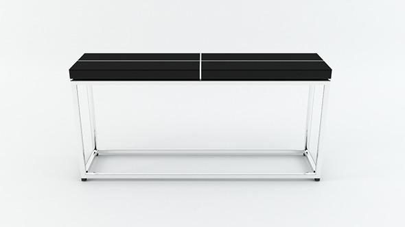 3DOcean Eichholtz Table Console Magnum 8784117