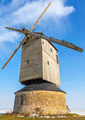 Windmill in Winter  - PhotoDune Item for Sale