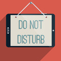 Do not disturb - PhotoDune Item for Sale