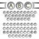 Typewriter Buttons Alphabet - GraphicRiver Item for Sale