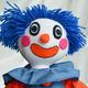 Handmade clown doll - PhotoDune Item for Sale