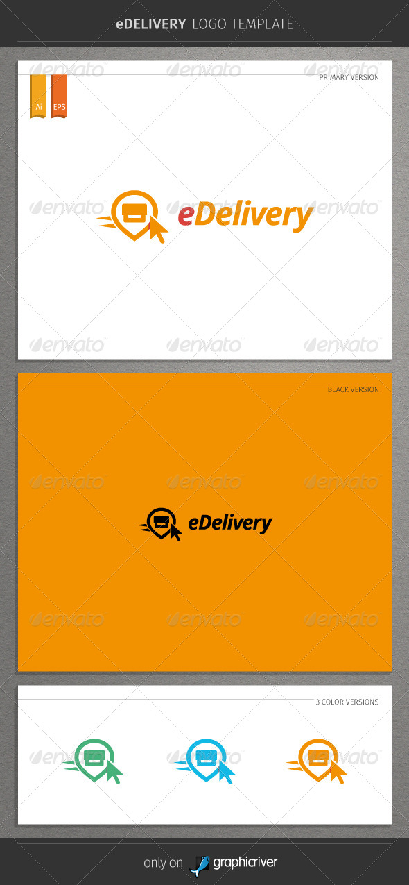 GraphicRiver eDelivery Logo 8787144