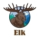 Cartoon Moose or Elk - GraphicRiver Item for Sale