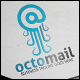 Octo Mail Logo - GraphicRiver Item for Sale