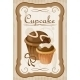 Vintage Cupcake Poster. - GraphicRiver Item for Sale