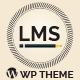 LMS   Responsive Learning Management Theme - ThemeForest Item for Sale