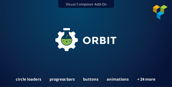 CodeCanyon Orbit Visual Composer Addon Extension 8790010