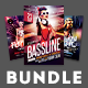 Sexy Party Flyer Bundle Vol.02 - GraphicRiver Item for Sale