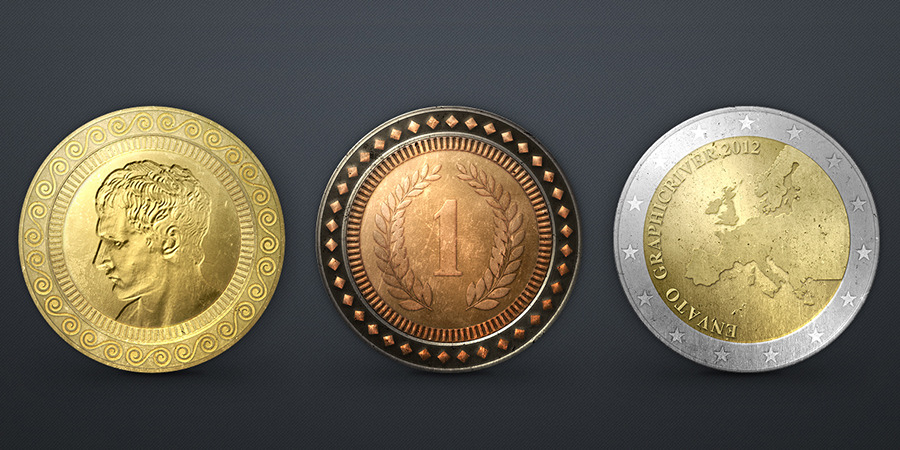 coin generator by dekurvajo