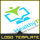 Healthy TV Screen - Logo Template - GraphicRiver Item for Sale