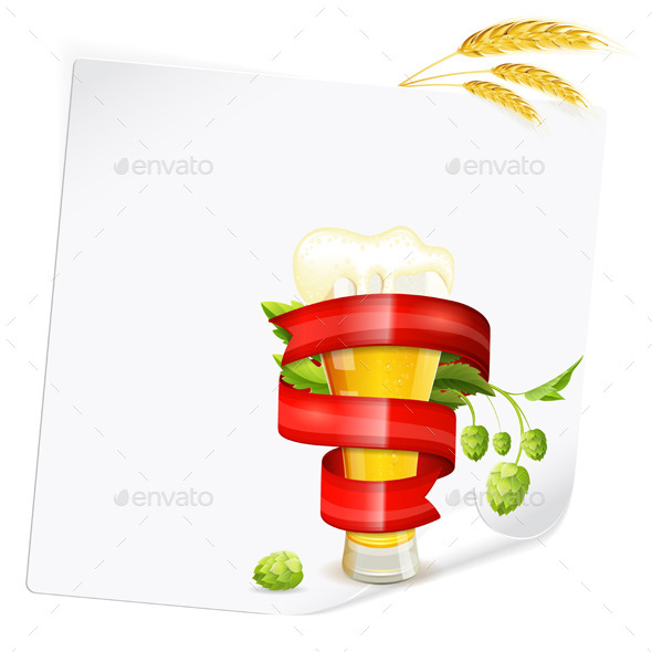 GraphicRiver Beer Poster 8790904
