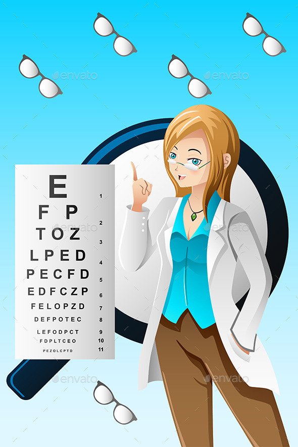 GraphicRiver Eye Doctor 8791000