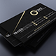 Sleek Business Card - GraphicRiver Item for Sale