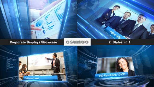 Corporate Displays Showcase