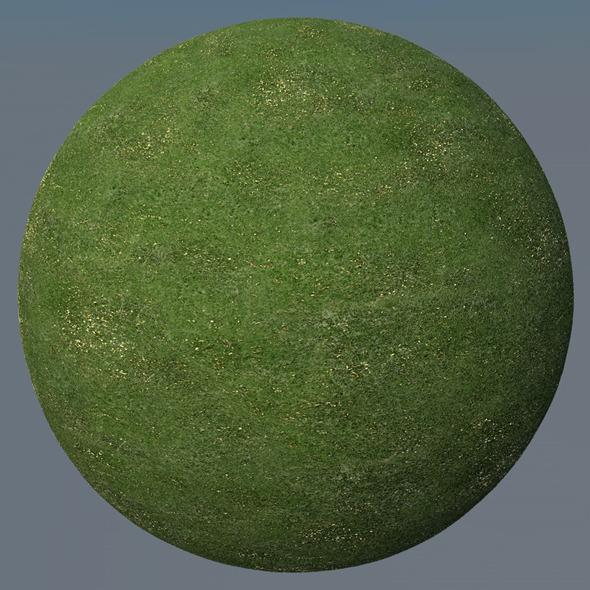 3DOcean Grass Landscape Shader 035 8791757