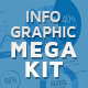 Infographic MEGA KIT - GraphicRiver Item for Sale