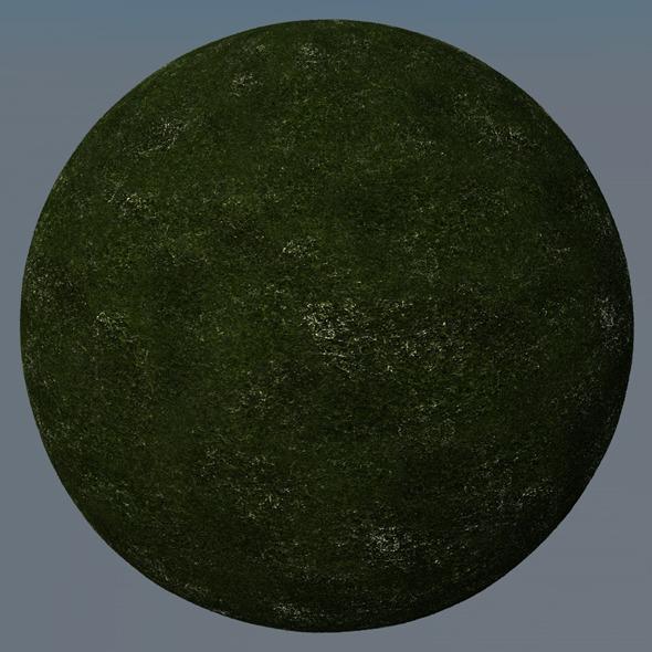 3DOcean Grass Landscape Shader 040 8792494