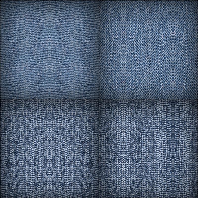 Seamless Denim - Photoshop Patterns