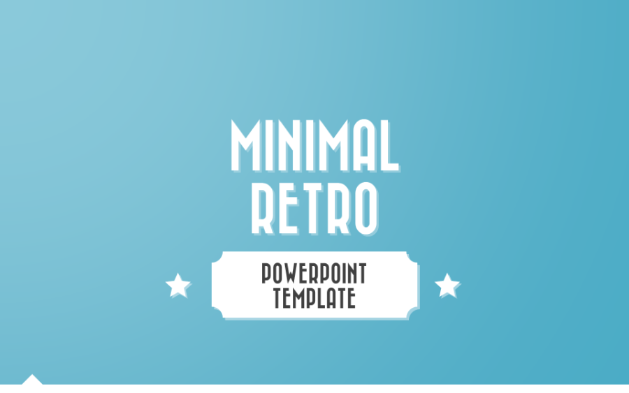 retro ppt templates