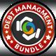 Debt Management Banner Bundle - 3 sets - GraphicRiver Item for Sale