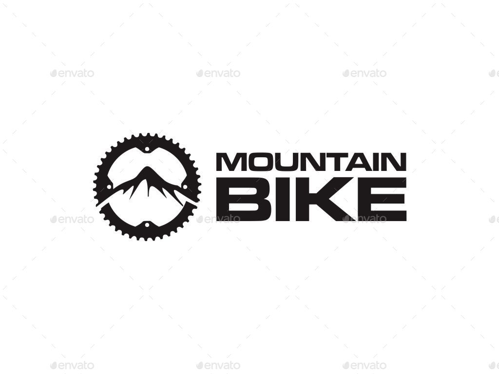 Mountain Bike Logo by kmsdesen | GraphicRiver