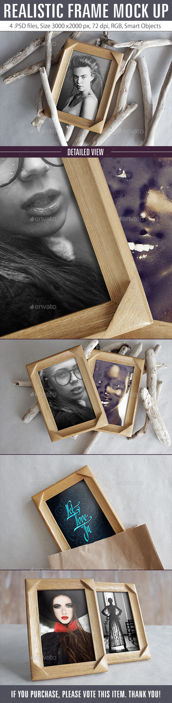GraphicRiver Realistic Frame Mock Up 8793756