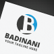 Badinani Logo - GraphicRiver Item for Sale
