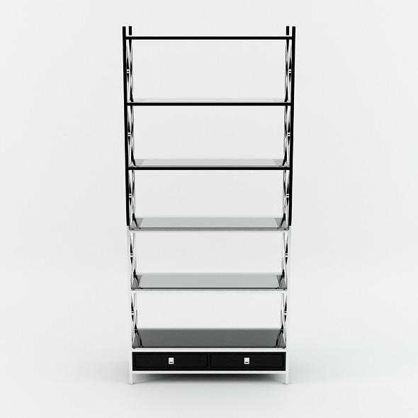 3DOcean Eichholtz Cabinet Vanderbilt 8793885