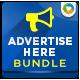 Sell Your Ads Banner Design Bundle - 4 Sets - GraphicRiver Item for Sale