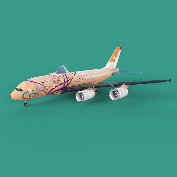 Aeroplan - 3DOcean Item for Sale