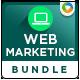 Design & Marketing Banner Design Bundle - 3 sets - GraphicRiver Item for Sale