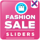 Fashion Sale Sliders - GraphicRiver Item for Sale