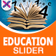 Education Sliders - GraphicRiver Item for Sale