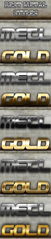 Best Metal Styles